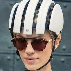 Carrera Folding Bike Helmets / Journal / Nothing Major Womens Bike Helmet, Cycling Helmet, Bicycle Helmet, Women's Cycling, Bmx, Cool Bike Helmets, Cruiser Bicycle, Bicycle Race, Pedal