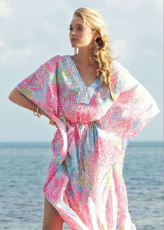 Lilly Pulitzer Summer '13- Coleman Maxi - Is there any other designer that screams Summer like Lilly? We think not!