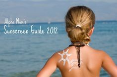 Alphamom's 2012 Sunscreen for Kids Guide | Alphamom