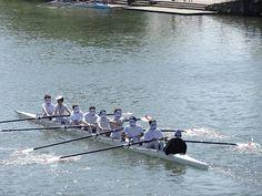 Keble M3 / Oxford University Summer VIIIs 2012