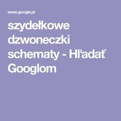 szydełkowe dzwoneczki schematy - Hľadať Googlom
