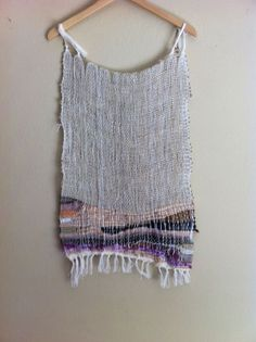 Image result for saori weaving wall hanging