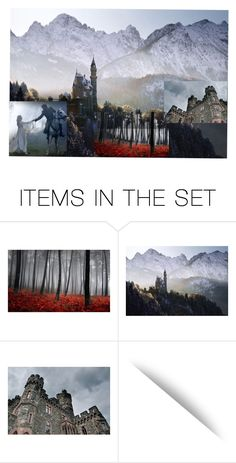 """""""Meanwhile, in the Swiss Alps"""" by kristina-lindstrom ❤ liked on Polyvore featuring art"""