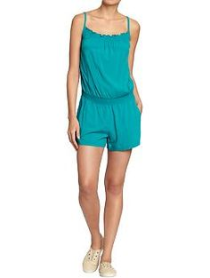 so, okay I am 30 years old and I want a romper. don't judge.lol