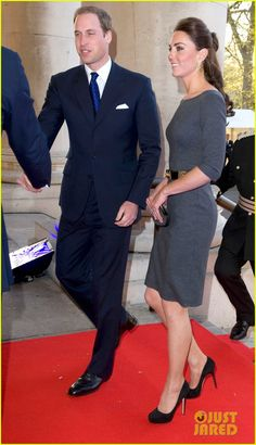 Prince William & Kate: Imperial War Museum Reception | Kate Middleton, Prince William Photos | Just Jared