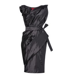 Almost Black Dora Dress