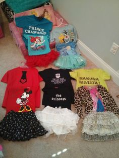 The kids outfit!!!:)