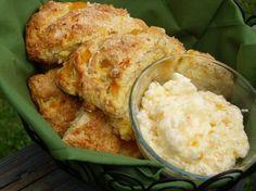 Cranberry orange scones, Orange scones and Scones on Pinterest