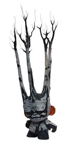 toycutter: Treeman Munny