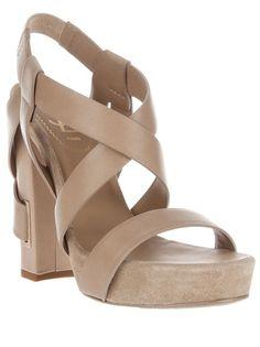 Yves Saint Laurent Platform Sandal - Biondini - farfetch.com - StyleSays