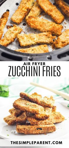 Zucchini Fries Recipe. Make healthier french fries by making zucchini fries in the Air Fryer! So easy and simple to make. This healthy recipe is a great appetizer for game day or a side dish for dinner. Even kids will like it! Easy Vegetable Side Dishes, Fries Recipe, Zucchini Fries, Great Appetizers, Dinner Dishes, Air Fryer Recipes, Side Dish Recipes, Food To Make, Easy Meals