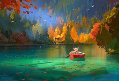 Lake, Lynn Chen