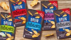 New healthy Frenchips from Belin | Dragon Rouge