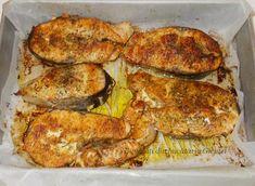 Bunătăți din bucătăria Gicuței: Preparate din pește Cooking Recipes, Cooking Ideas, Zucchini, Seafood, Pork, Chicken, Meat, Vegetables, Orice