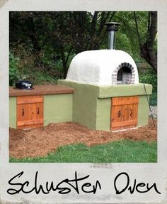 10 Outdoor Pizza Oven Design Ideas