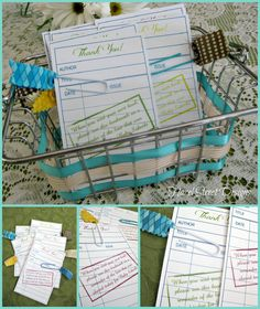 Baby Shower Book Theme: Favors