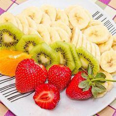 Un desayuno muy nutritivo.