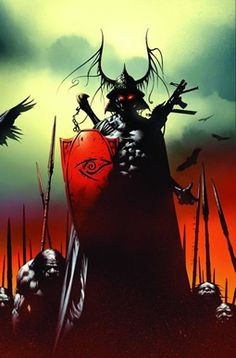 The Dark Tower: Battle of Jericho Hill #2 The Crimson King