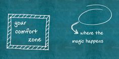 #comfortzone #magic #series #girls #quote http://palavrasaleatorias.blogspot.com.br/