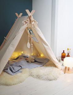 Poligöm / La tente canadienne Mum & Dad Factory