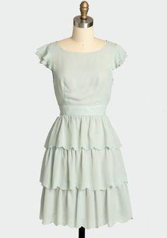 What Would Snow White Wear? Tea Dress–shopruche.com