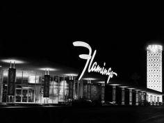 Flamingo Hotel, Las Vegas, Nevada. 1960s Premium Poster