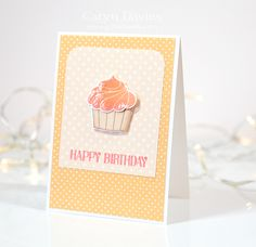 Happy birthday | Clearly Besotted | by Caryn Davies