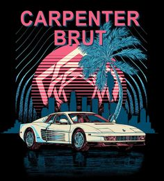 Førtifem - Carpenter Brut