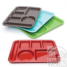 Cafeteria Trays - Product - Camping World -- perfect for reception?!