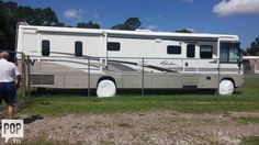 This is one beautiful RV! All the amenities of the home on wheels! Low hours!!! Still needs to be broken in!