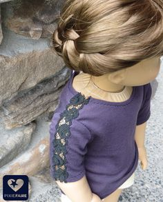 FREE Peek-a-boo lacework tutorial | Pixie Faire