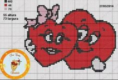 Cross Stitch Music, Cross Stitch Bookmarks, Cross Stitch Heart, Cross Stitch Cards, Cross Stitching, Loom Patterns, Beading Patterns, Cross Stitch Patterns, Hama Beads Disney