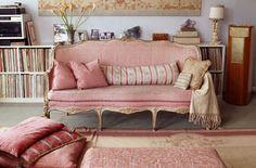rachel van der burg interior design.  so pink and pretty.