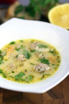 Класическа супа топчета