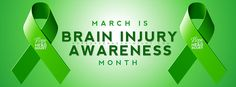 March - Brain Injury Awareness Month. Have Hope but more importantly Have FAITH. God works in mysterious ways. Thank you.