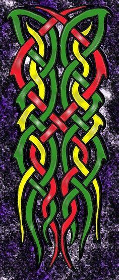 2011 knot texture 2 by Ayla Ellis.