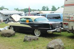 1955 Oldsmobile 98 Holiday 4 door hardtop...just like mine (except mine is black and white). Can't wait to get her on the highway!!!!!
