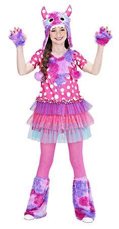 Halloween Spiderella Mädchen Kleid Kostüm 4-11 Jahre Erhältlich