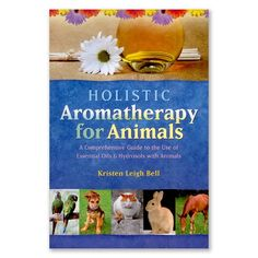 This book will fill a growing need for effective aromatherapy information and treatments that improve and maintain animal health, as well as prevent common ailments in dogs, cats, and other animals.