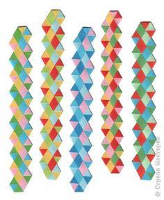 Закладка Плетение ЗАКЛАДОЧКИ-ПЛЕТЁНОЧКИ + схемка Бумага фото 1