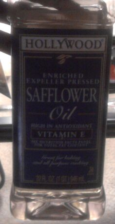 Safflower Oil for Hair