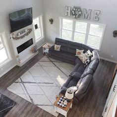 Granite Broken Lattice Gray Rug Living Room Carpet, Rugs In Living Room, Dark Grey Rug, Gray, Room Rugs, Area Rugs, Buy Rugs, Rugs Usa, Contemporary Rugs