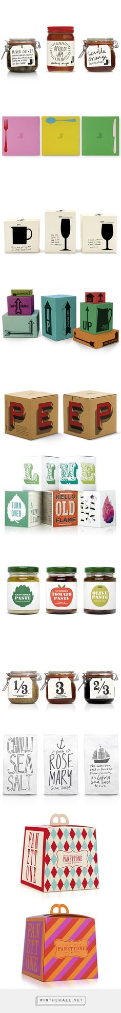Jme-Packaging | Pearlfisher http://www.pearlfisher.com/designs/jme/ New brand creation, developing a new lifestyle concept that elevates the Jamie Oliver experience from the kitchen to the home.