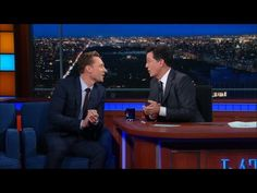 """Star of """"I Saw The Light"""" Tom Hiddleston reluctantly joins Stephen for a duet of the titular Hank Williams song. """"Subscribe To """"""""The Late Show"""""""" Channel HERE..."""