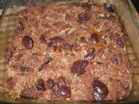 Tinkering with Dinner: Banana chocolate bread pudding