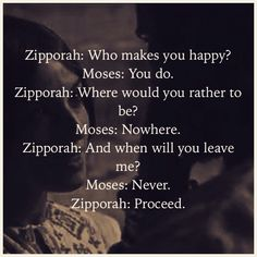 Exodus Gods and Kings movie quote ~ ...beautiful. <3