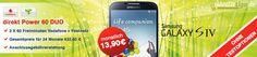 Samsung #Galaxy S4 mit Schubladenvertrag
