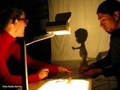 Agenda Literalgia: Cuentos de teatro de sombras