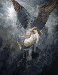 Marc Fishman - Gabriel's Lament Archangel Gabriel is called the messenger of God.