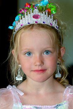 Princess Blue Eyes  Photo by Jeannie Bullock